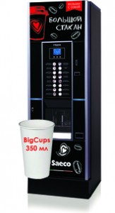Кофейный автомат TO GO SAECO CRISTALLO EVO 600 TTT BIG CUPS