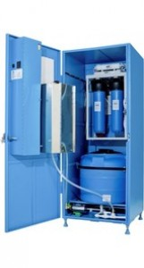Автомат для очистки и продажи питьевой воды AQUATIC WA-400 ELEMENT