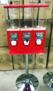Тройной механический автомат  3 в 1