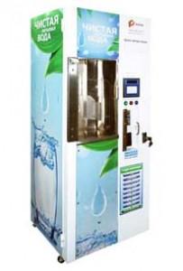 Автомат по продаже чистой питьевой воды WA400Y