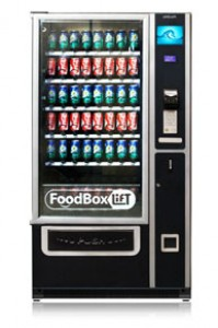 Снековый автомат FOODBOX LIFT