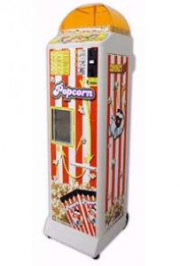 Автомат по продаже попкорна Compact 4, попкорн