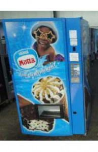 Framec Easy автомат по продаже мороженого