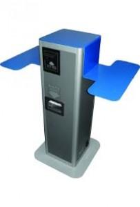 Надставка на разменный автомат