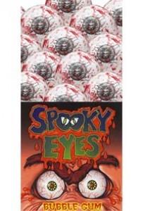 """2134 Spooky Eyes (""""Жуткие глаза"""")"""