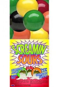 """2495 Screamin Sours (filled) (""""Кислинки(с начинкой)"""")"""