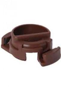Пластиковая коричневая накладка на канистру