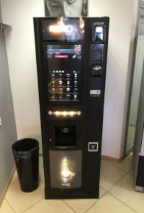Кофейный автомат Rosso Touch б/у
