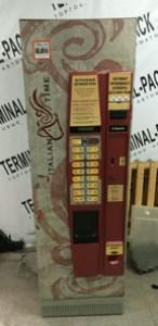 Кофейный автомат Saeco Cristallo 600 Red